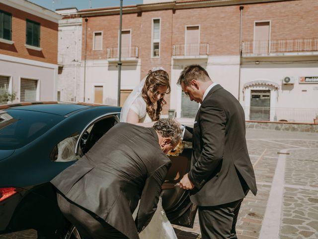 Il matrimonio di Francesco e Antonella a Foggia, Foggia 34
