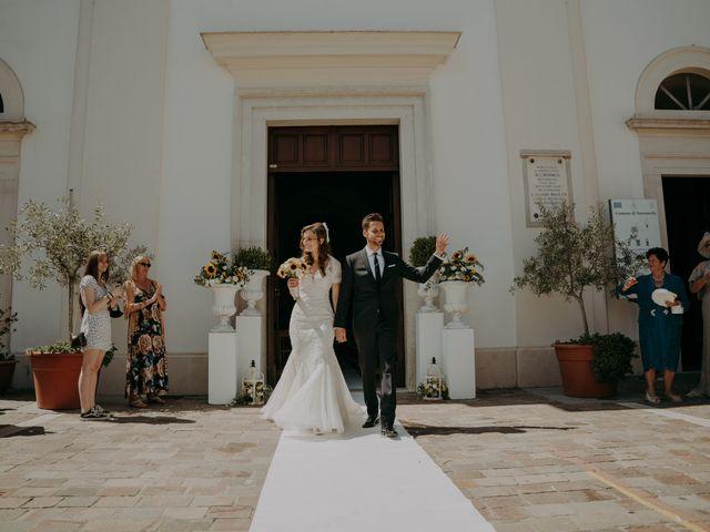 Il matrimonio di Francesco e Antonella a Foggia, Foggia 41