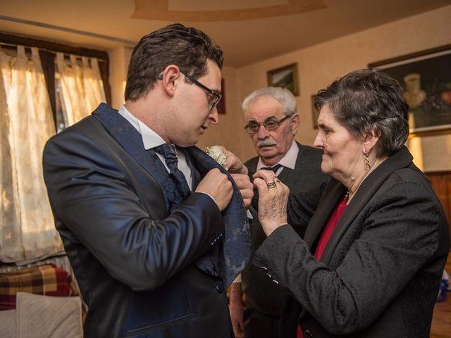 Il matrimonio di Massimo e Chiara a Isorella, Brescia 8