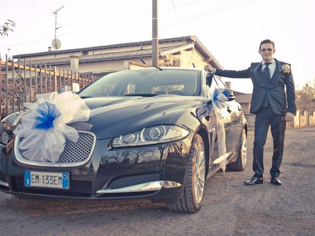 Il matrimonio di Massimo e Chiara a Isorella, Brescia 14
