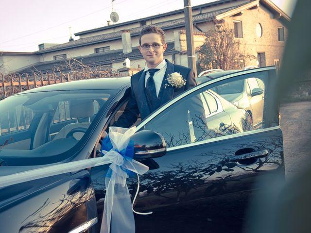 Il matrimonio di Massimo e Chiara a Isorella, Brescia 16