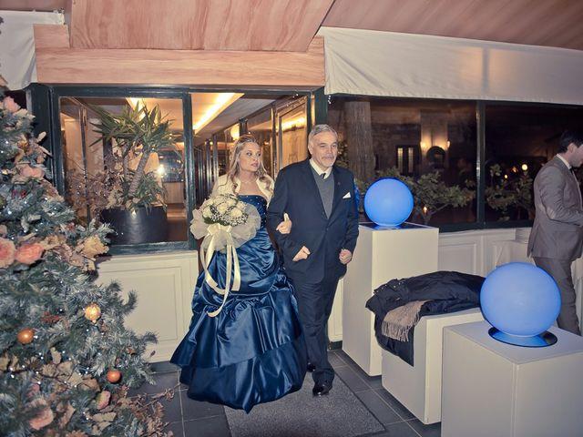 Il matrimonio di Massimo e Chiara a Isorella, Brescia 34