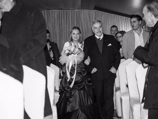 Il matrimonio di Massimo e Chiara a Isorella, Brescia 35