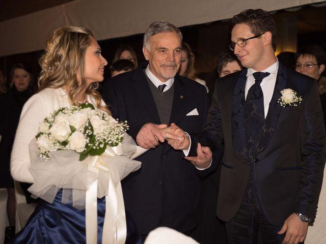 Il matrimonio di Massimo e Chiara a Isorella, Brescia 36
