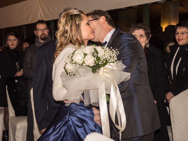 Il matrimonio di Massimo e Chiara a Isorella, Brescia 37