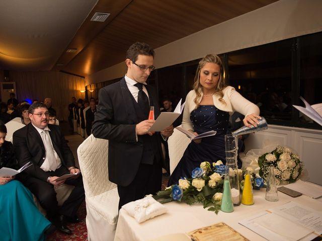Il matrimonio di Massimo e Chiara a Isorella, Brescia 40