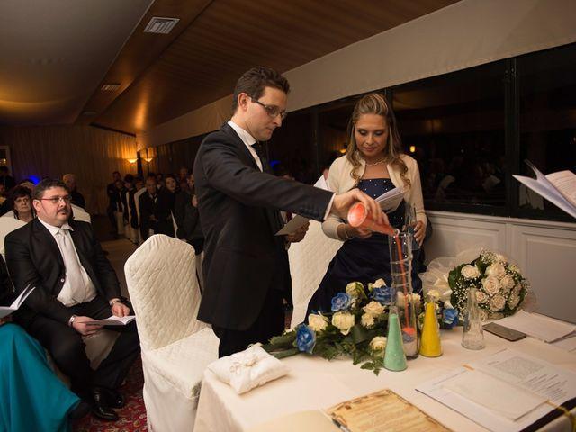 Il matrimonio di Massimo e Chiara a Isorella, Brescia 41