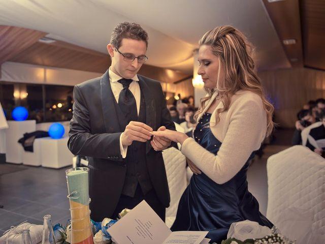 Il matrimonio di Massimo e Chiara a Isorella, Brescia 42