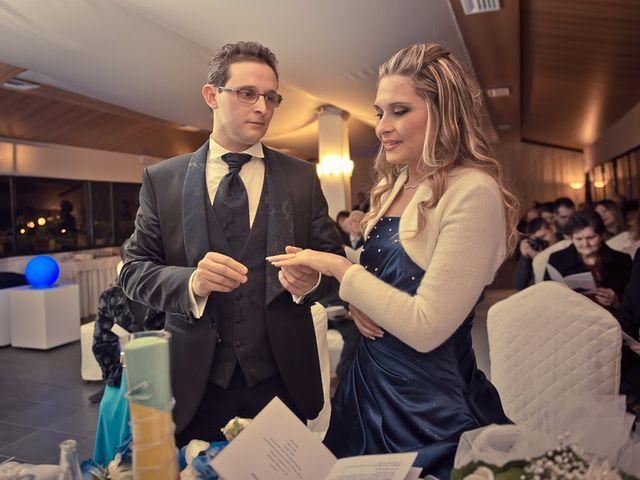 Il matrimonio di Massimo e Chiara a Isorella, Brescia 43