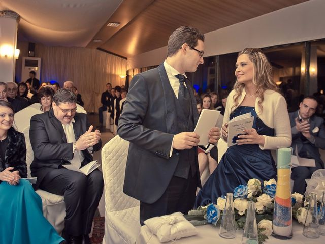 Il matrimonio di Massimo e Chiara a Isorella, Brescia 45