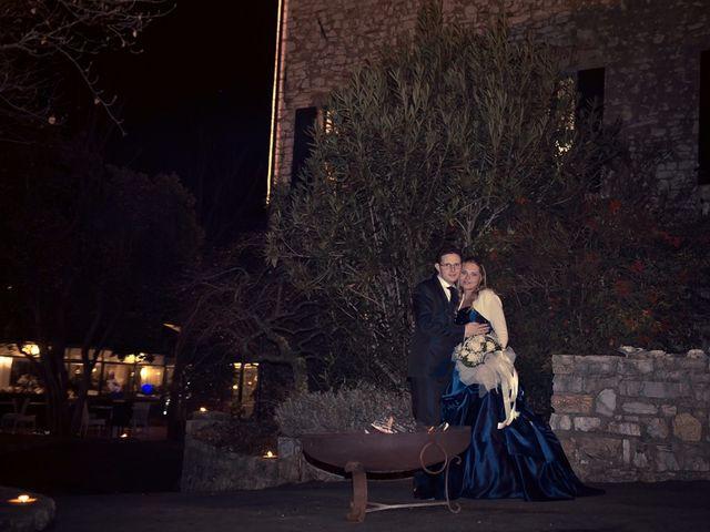 Il matrimonio di Massimo e Chiara a Isorella, Brescia 57