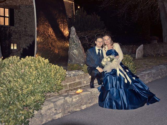 Il matrimonio di Massimo e Chiara a Isorella, Brescia 59