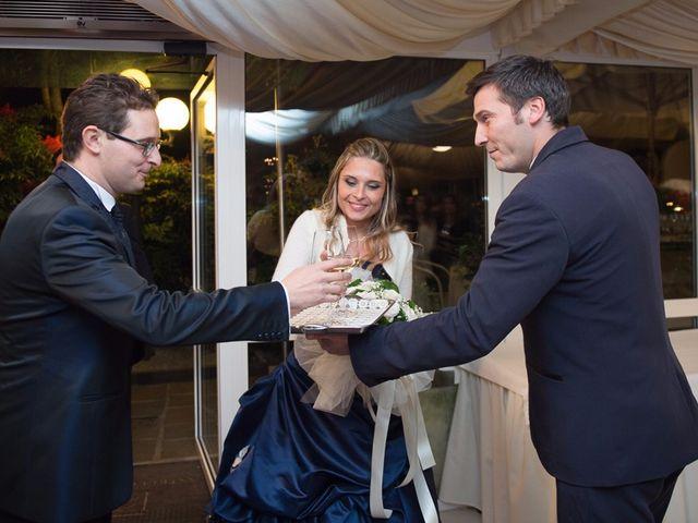 Il matrimonio di Massimo e Chiara a Isorella, Brescia 61
