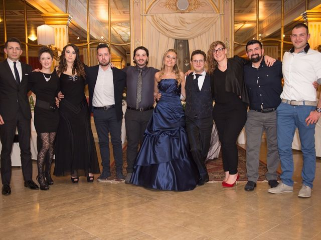 Il matrimonio di Massimo e Chiara a Isorella, Brescia 75