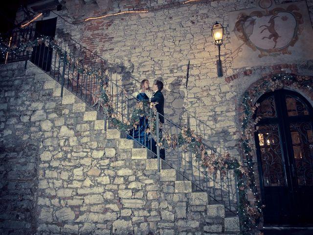 Il matrimonio di Massimo e Chiara a Isorella, Brescia 79