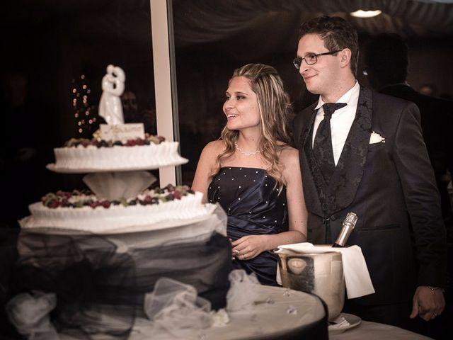 Il matrimonio di Massimo e Chiara a Isorella, Brescia 92