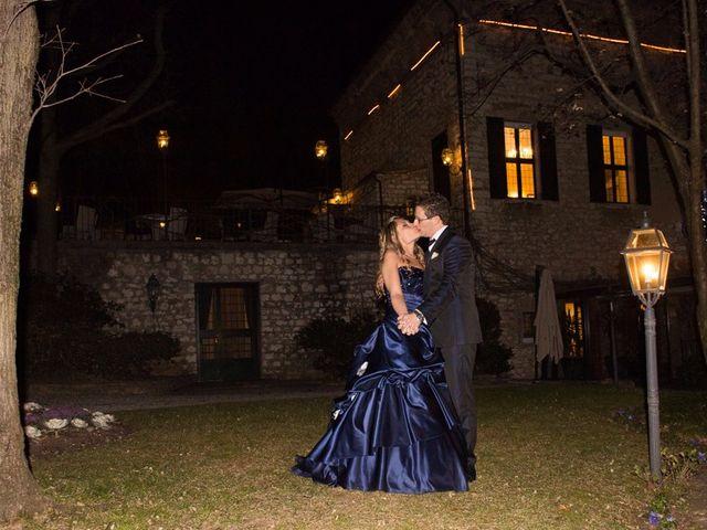 Il matrimonio di Massimo e Chiara a Isorella, Brescia 98