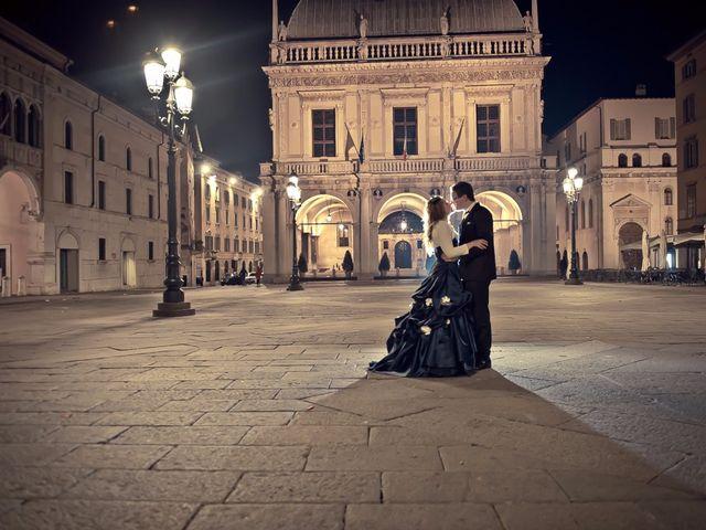 Il matrimonio di Massimo e Chiara a Isorella, Brescia 120