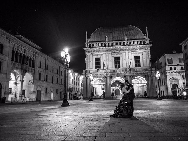 Il matrimonio di Massimo e Chiara a Isorella, Brescia 121