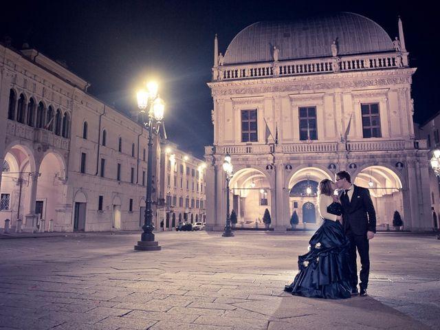 Il matrimonio di Massimo e Chiara a Isorella, Brescia 123