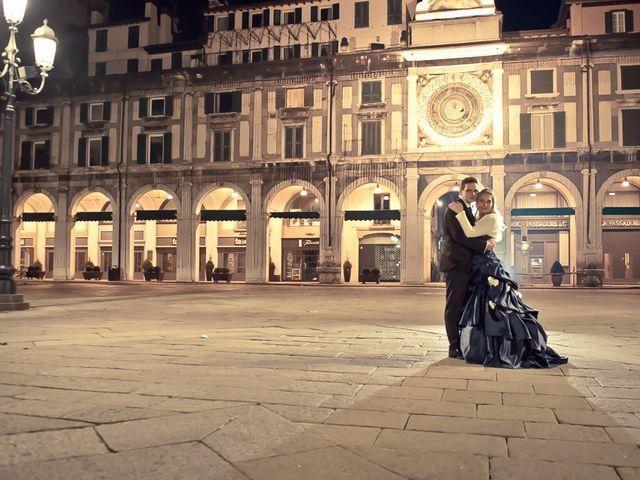 Il matrimonio di Massimo e Chiara a Isorella, Brescia 124