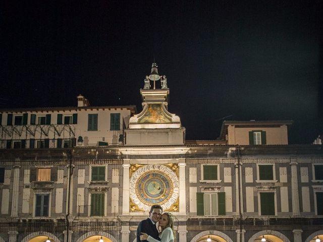 Il matrimonio di Massimo e Chiara a Isorella, Brescia 125