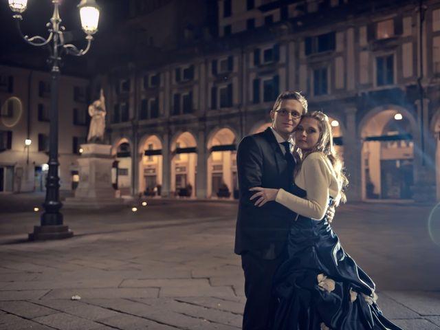 Il matrimonio di Massimo e Chiara a Isorella, Brescia 127
