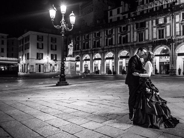 Il matrimonio di Massimo e Chiara a Isorella, Brescia 128