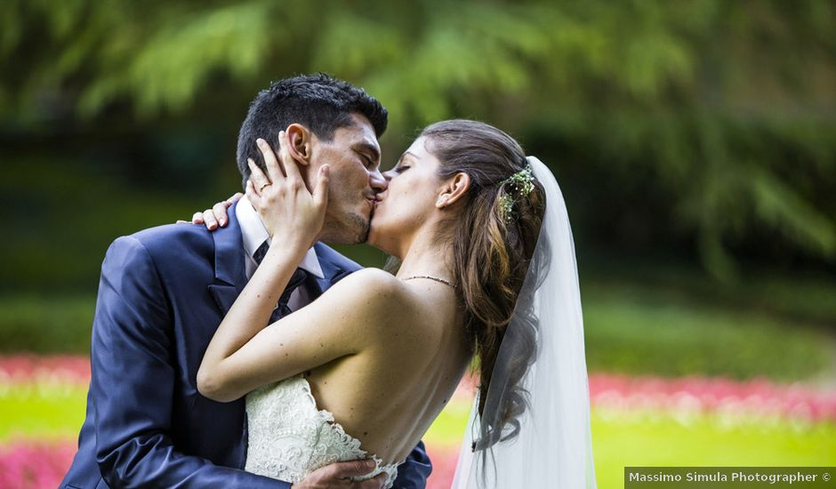 Il matrimonio di Simone e Laura a Desio, Monza e Brianza