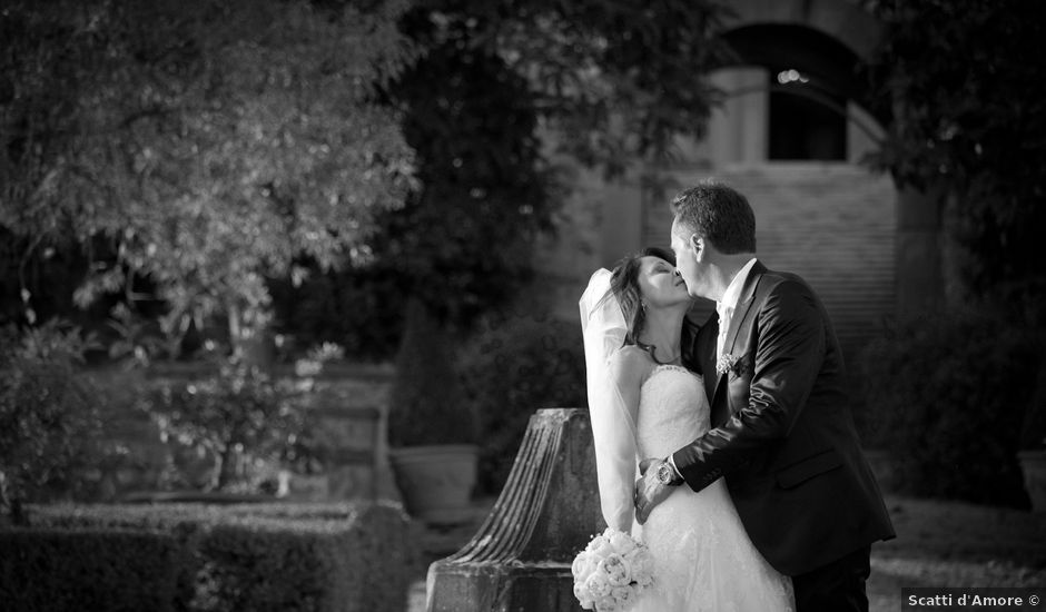 Il matrimonio di Cosimo e Chiara a Firenze, Firenze