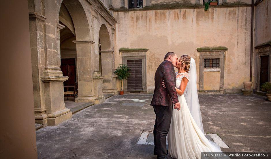 Il matrimonio di Francesca e Daniele a Capodimonte, Viterbo