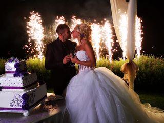 Le nozze di Melania e Mirco