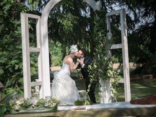 Le nozze di Paola e Gregory