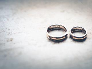 Le nozze di Laura e Maurizio 1