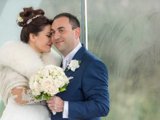 Le nozze di Eliana e Andrea