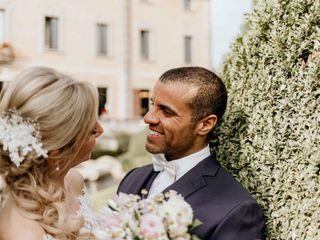 Le nozze di Verena e Davis 2