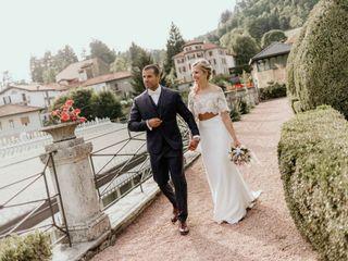 Le nozze di Verena e Davis 3