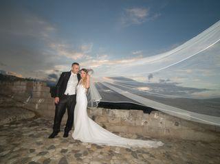 Le nozze di Marcela e Claudio