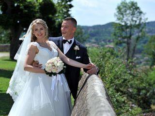 Le nozze di Tamara e Erli