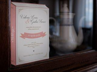 Le nozze di Giulia e Valerio 1