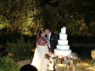 Le nozze di Grazia e Maurizio