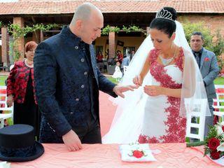 Le nozze di gemma e claudio