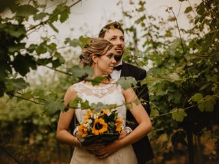 Le nozze di Maurizio e Irene