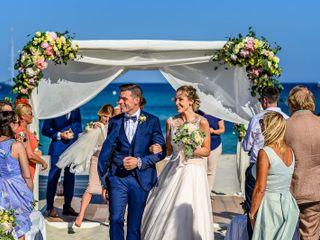 Le nozze di Paula e Matt