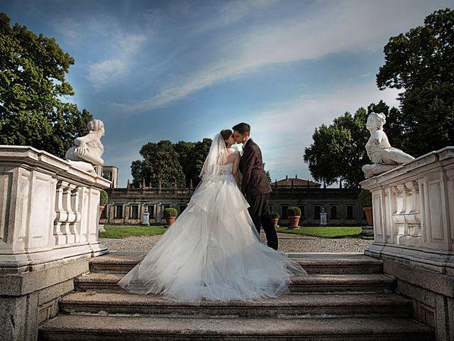 le nozze di Valentina e Renato