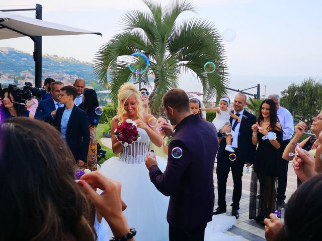 Il matrimonio di Mirco e Melania a Vasto, Chieti 17