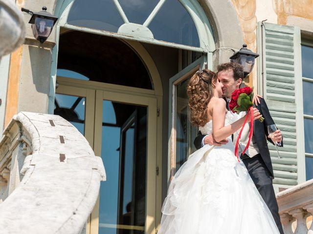 Le nozze di Maddalena e Michele