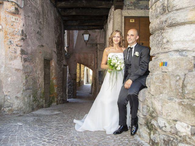 Il matrimonio di Riccardo e Roberta a Schignano, Como 1