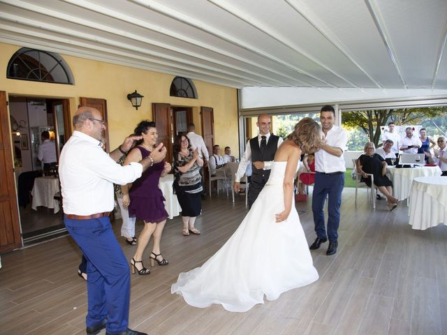 Il matrimonio di Riccardo e Roberta a Schignano, Como 9