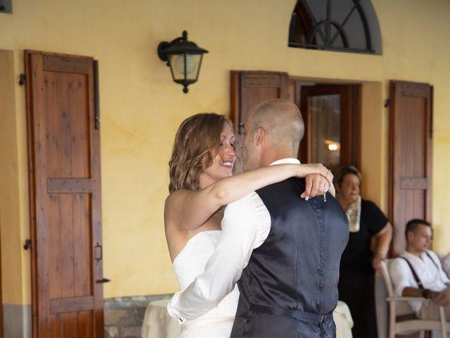 Il matrimonio di Riccardo e Roberta a Schignano, Como 11